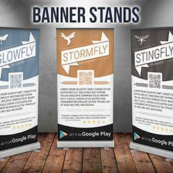 247101 - Banner Stands