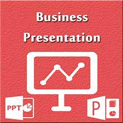 247101 - Graphic Design, Printing & Software Development - Business Presentation