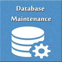 247101 - Graphic Design, Printing & Software Development - Database Maintenance