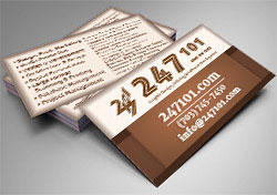 247101 - Business Cards