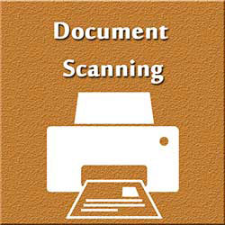 247101 - Graphic Design, Printing & Software Development - Document Scanning