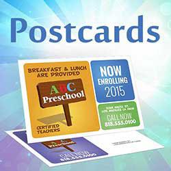 247101 - Graphic Design, Printing & Software Development - Postcards