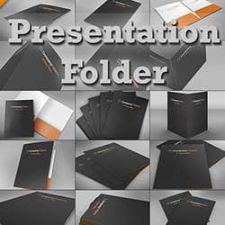 247101 - Presentation Folders