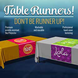 247101 - Table Runners