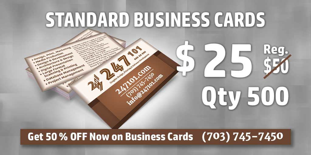 Business Cards - 247101