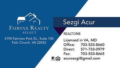 Real Estate Business Cards - 247101.com