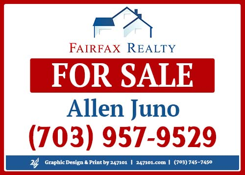 Real Estate Panel Sign