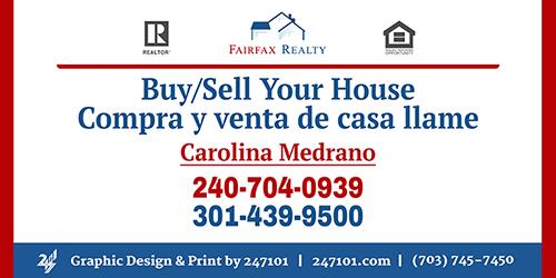 247101 - Fairfax Realty Magnets