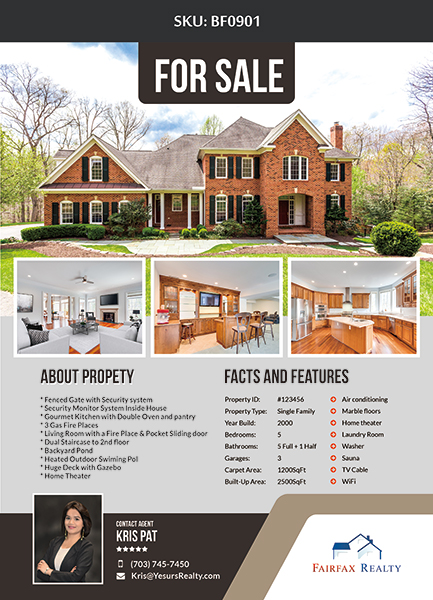 Fairfax Realty - Brochures - Flyer - 247101.com
