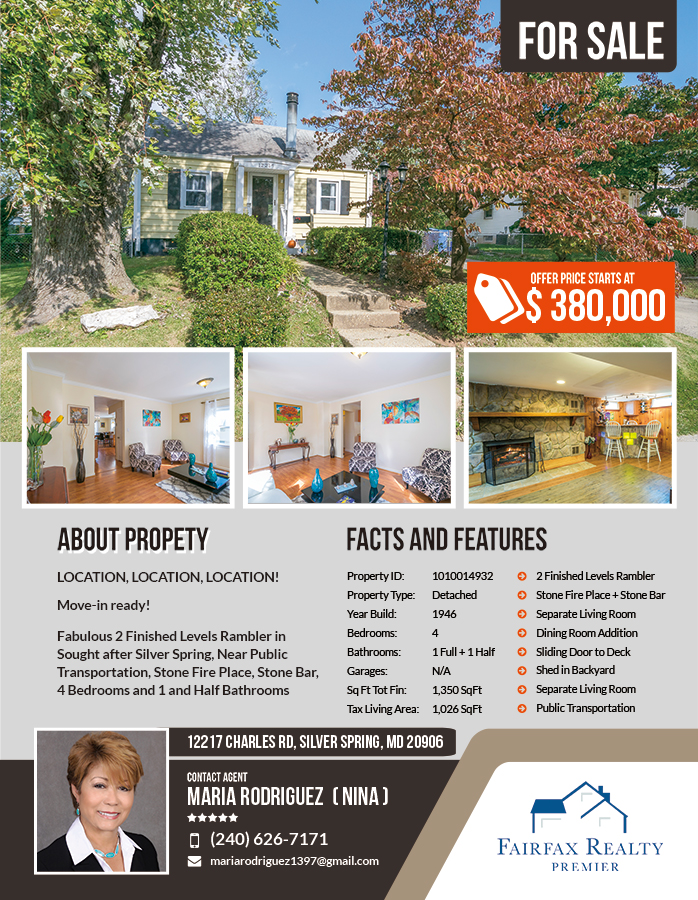 247101.com - Real Estate Flyer