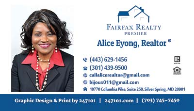 247101.com - Fairfax Realty Magnets