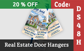 Real Estate Door Hangers