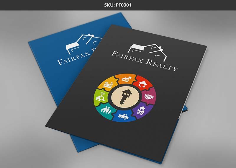 247101 Presentation Folders - PF0301