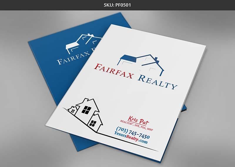 247101 Presentation Folders - PF0501