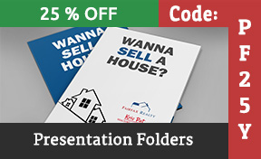 Real Estate Presentation Folders