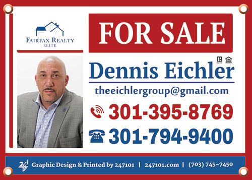 247101 - Yard Sign - Dennis Eichler