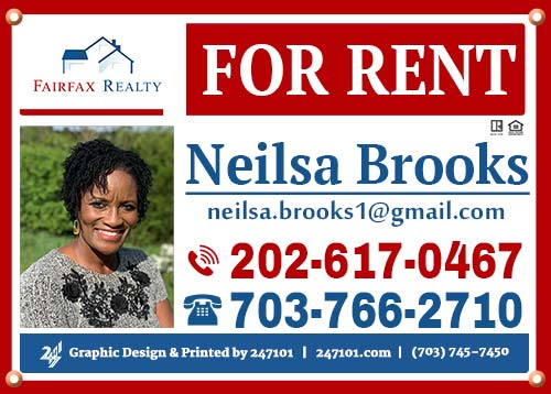 247101.com - Fairfax Realty Sign