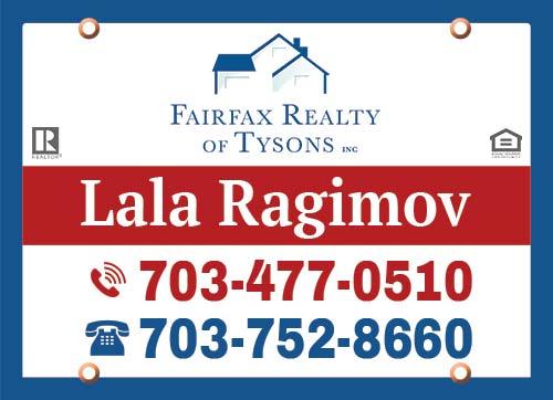 247101.com - Fairfax Realty Sign