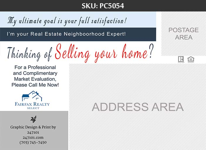 247101.com - Postcards - Real Estate Marketing