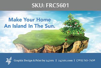 Fairfax Realty Business Cards - FRC5601