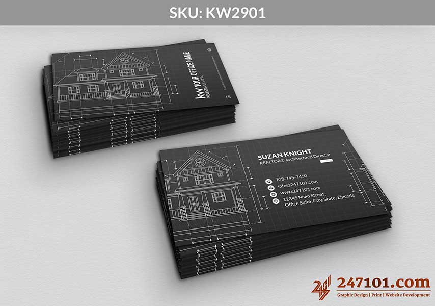 Keller Williams - Business Cards - 247101 - 2901