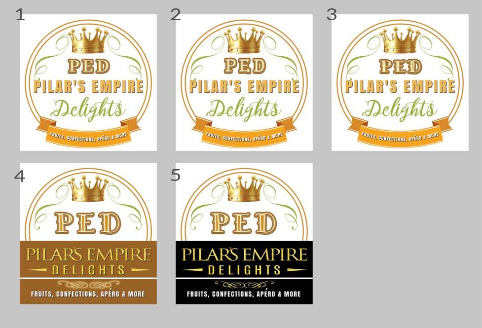 Pilars Empire Delight - Logos