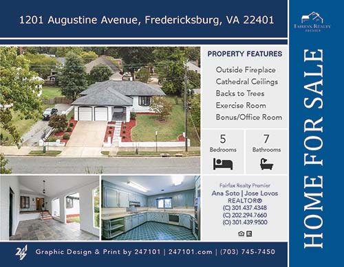 247101 Postcards Mailings Photography - Home For Sale - 1201 Augustine Avenue
