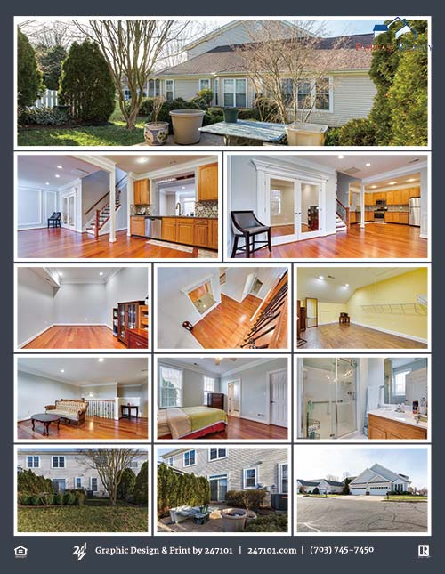 247101.com - Fairfax Realty Flyers - Kevin Lee
