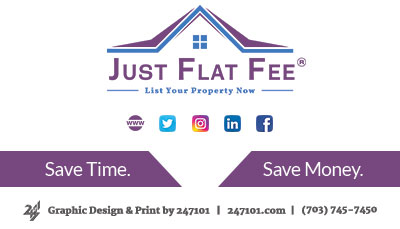 Business Cards - Just Flat Fee