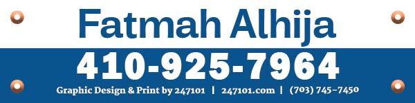 247101.com - Rider Sign - Fatmah Alhija
