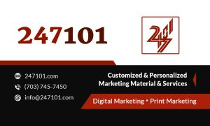 Print & Digital Marketing Marketing