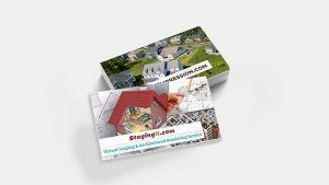 247101.com Portfolio - Print Material - Business Card