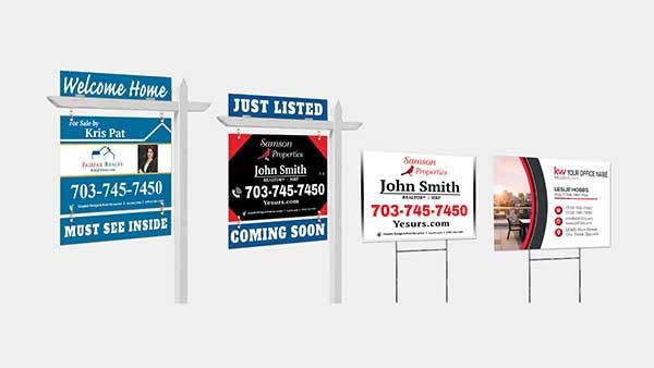 247101 Portfolio - Print Material - Signs