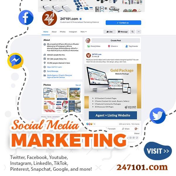 247101 Portfolio - Social Media Posts