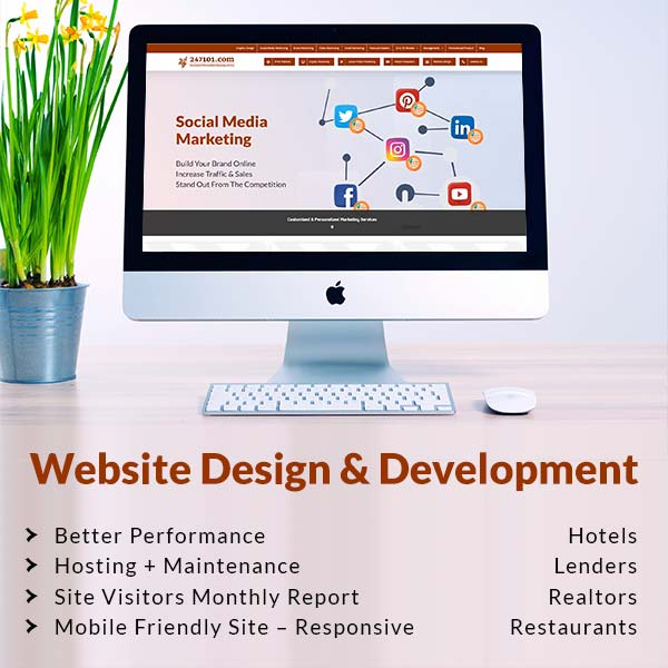 247101 Portfolio - Website Design