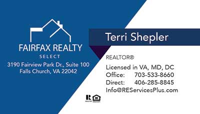 Business Cards - Terri Shepler
