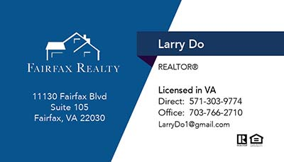 Business Cards - Larry Do