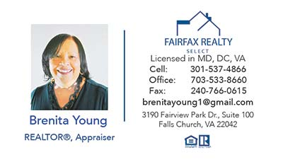 Business Cards - Brenita Young