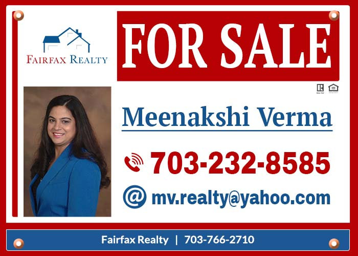 Yard Sign - Meenakshi Verma