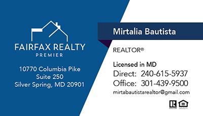 Business Cards Mirtalia Bautista