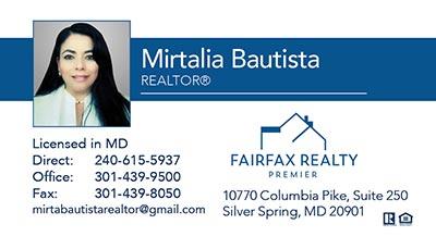 Business-Cards - Mirtalia Bautista