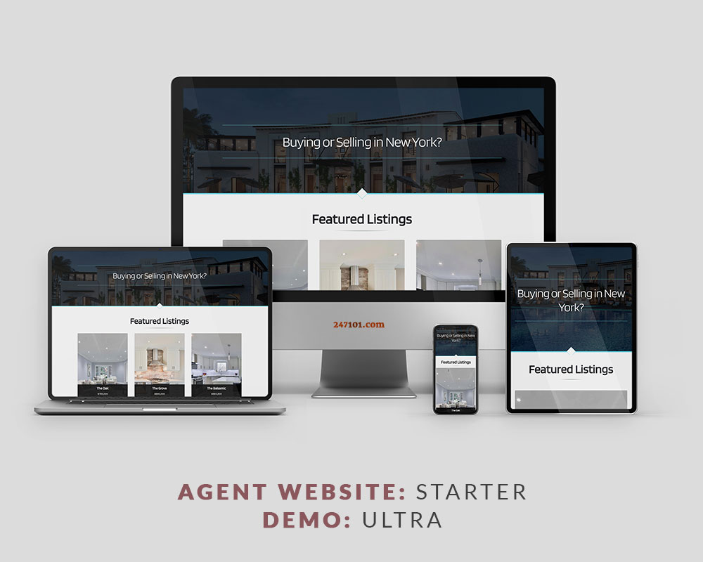 247101 Real Estate Website - Ultra