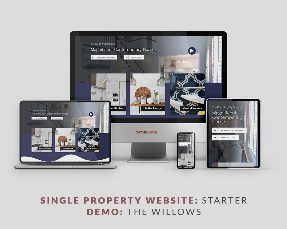 247101 Real Estate Website - The Willows