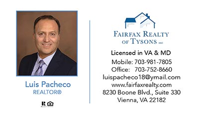 Business Cards - Luis Pacheco