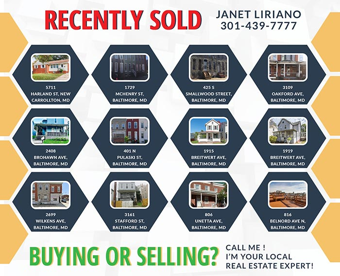 Breitwert Subdivision - Postcards for Janet Liriano - Fairfax Realty Premier