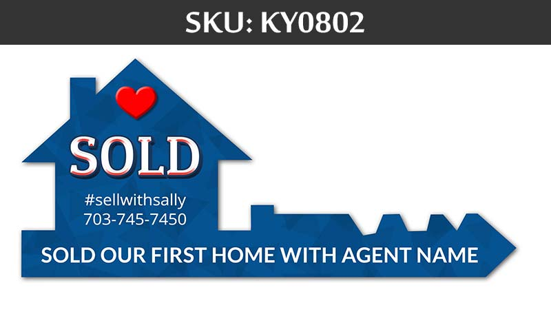 sold our first home with agent name key for fairfax realty agents